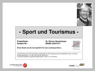 - Sport und Tourismus -