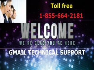 1-855-664-2181 Gmail Support Number USA