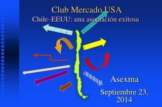 Club Mercado USA Chile–EEUU: una asociación exitosa