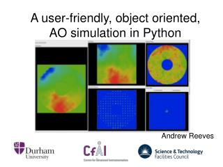 A user-friendly, object oriented, AO simulation in Python
