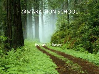 @MARATHON SCHOOL