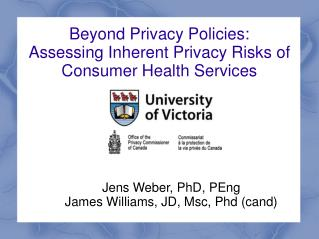Beyond Privacy Policies: Assessing Inherent Privacy Risks of Consumer Health Services