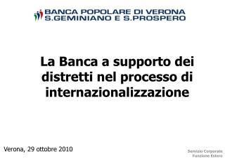 Verona, 29 ottobre 2010