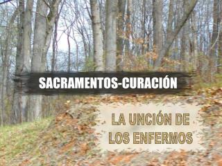 SACRAMENTOS-CURACI�N