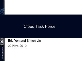 Cloud Task Force