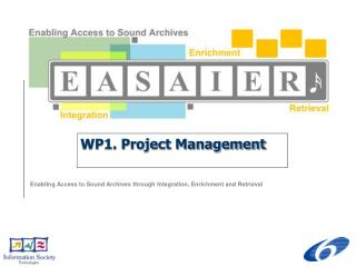 WP1. Project Management