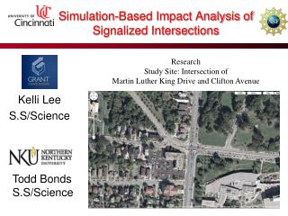 Simulation-Based Impact Analysis of Signalized Intersections