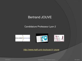 Bertrand JOUVE