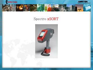 Spectro  xSORT