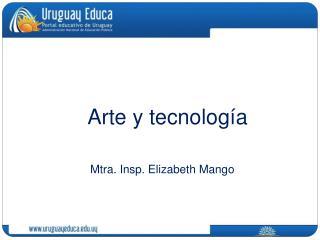 Arte y tecnolog a