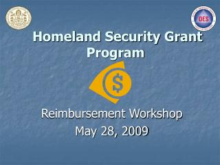 Homeland Security Grant Program
