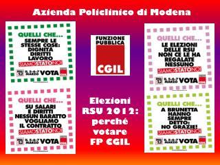 Azienda Policlinico di Modena