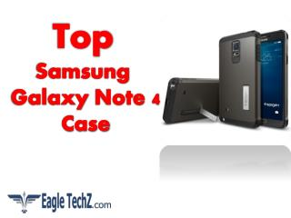 Capa Samsung Galaxy Note 4 Spigen Tough Armor