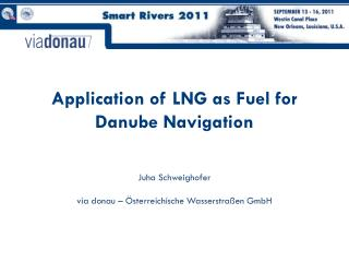 Application of LNG as Fuel for Danube Navigation