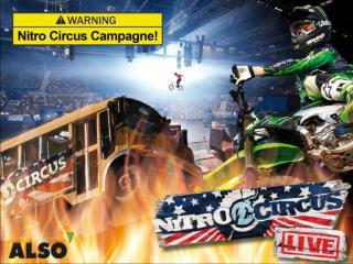 Nitro Circus Campagne