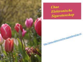 Chao Elektronische Sigaretten: Online Elektronische Sigaret