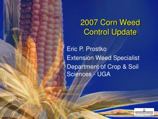 2007 Corn Weed Control Update