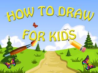 Drawing Lessons for Kids - Bforball