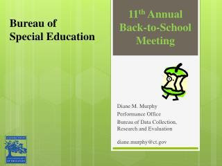 Bureau of  Special Education