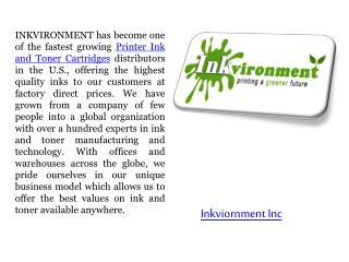 Inkvironment Inc
