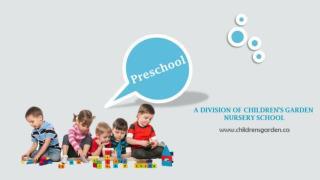 Best Preschool In Canada
