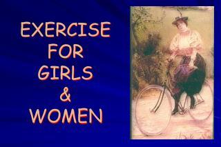EXERCISE FOR GIRLS     &   WOMEN