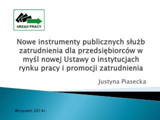 Justyna Piasecka