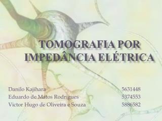 Tomografia por Imped�ncia El�trica