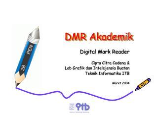 DMR Akademik