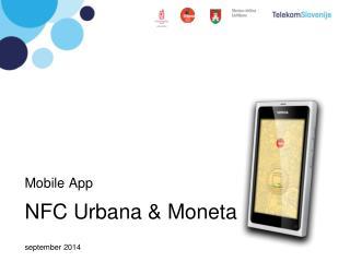 Mobile  App N FC Urbana & Moneta september 2014