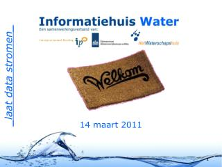 14 maart 2011