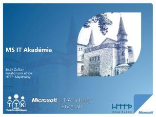 MS IT Akadémia