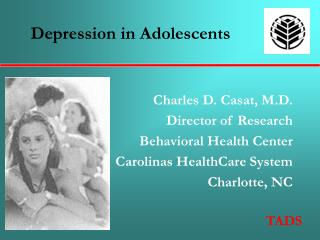 Depression in Adolescents
