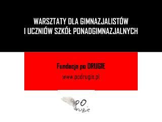 Fundacja po DRUGIE podrugie.pl