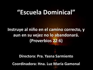 web escuela dominical