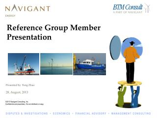 Reference Group Member Presentation