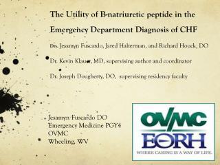Jesamyn  Fuscardo  DO Emergency Medicine PGY4 OVMC Wheeling, WV