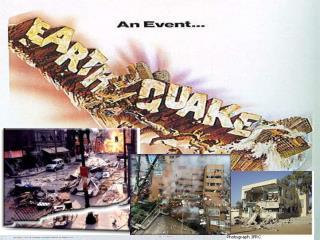 我們今次的報告內容是圍繞地震的