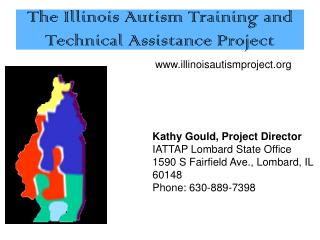 The Illinois Autism Training and Technical Assistance Project