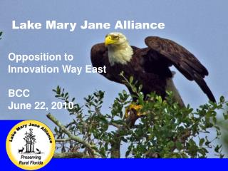 Lake Mary Jane Alliance