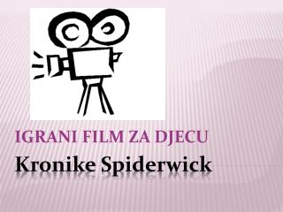 Kronike Spiderwick