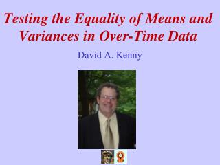 Testing the Equality of Means and Variances in Over-Time Data
