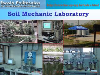 Soil Mechanic Laboratory