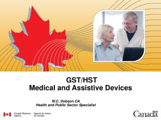 GST/HST   Medical and Assistive Devices