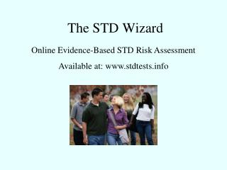The STD Wizard