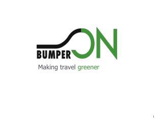 Making travel  greener