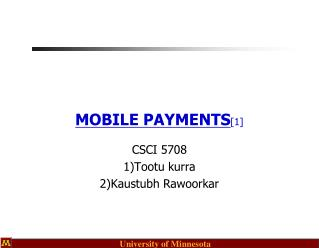 MOBILE PAYMENTS[1]
