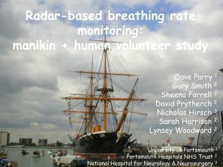 Radar-based breathing rate monitoring: manikin  human volunteer study