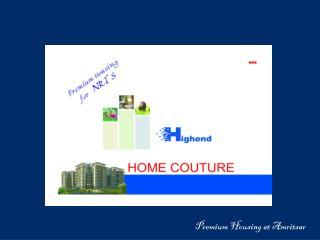 Premium Housing at Amritsar