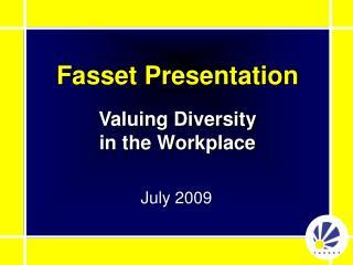 Fasset Presentation